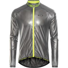 Etxeondo Busti Rain Jacket Herrer, black/fluor